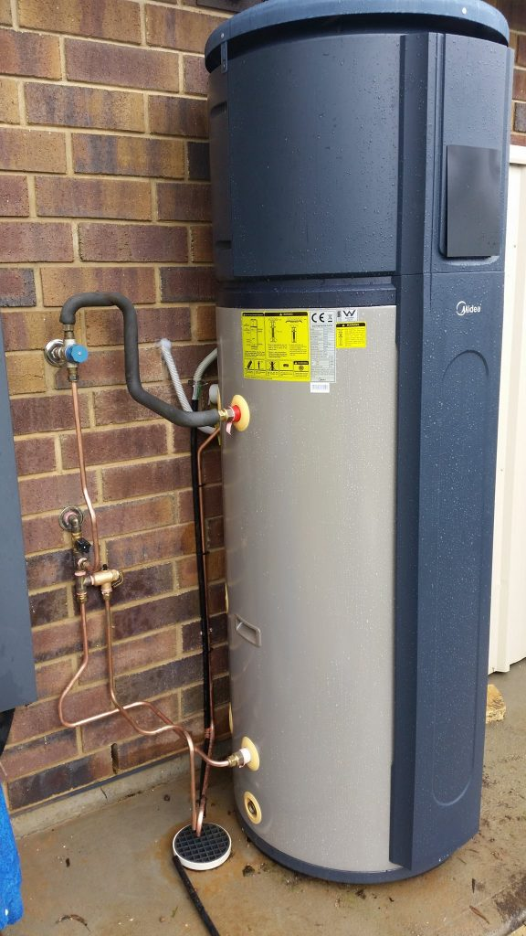 Hot water system plumbing things to check before buying a house