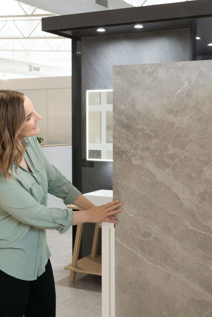 Shopping for materials buying to renovate