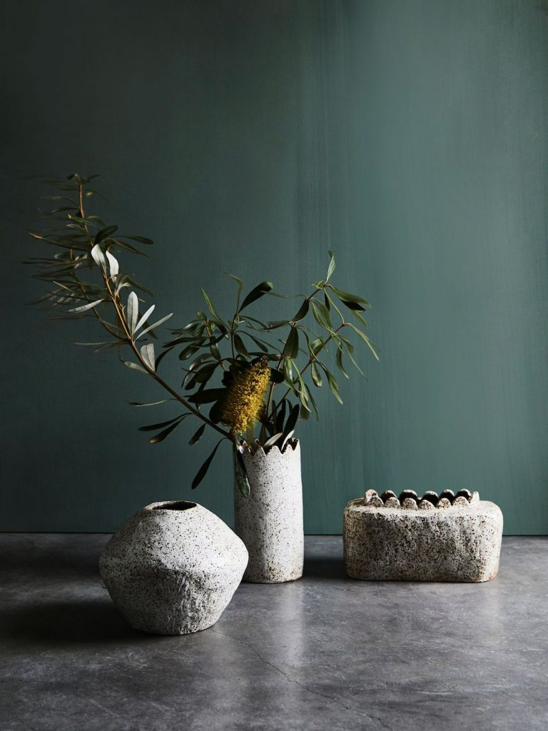 Ceramic collection by Alice Bell ceramics
