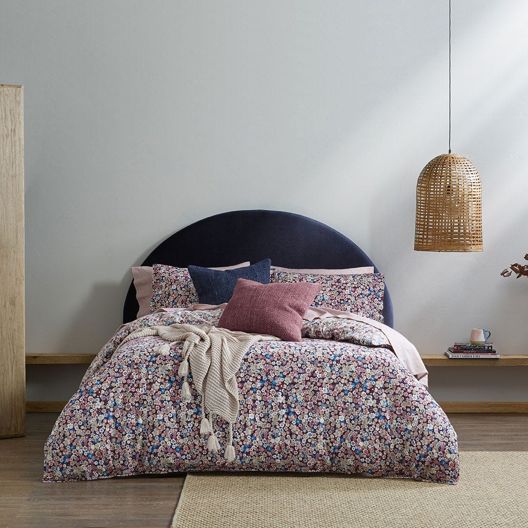 Printed bedding from Bed Bath n Table
