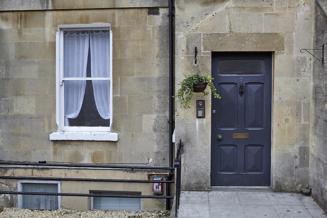 Belle Vue Apartment front facade