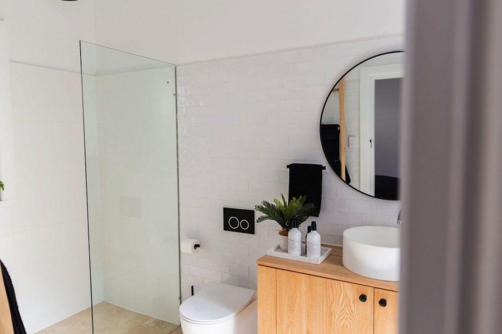 Bathroom at Casey Street Cottage in Orange
