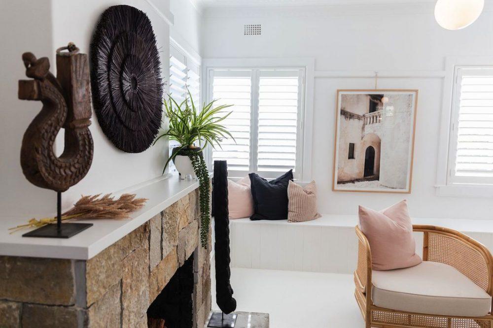 Cosy living room at Casey Street Orange