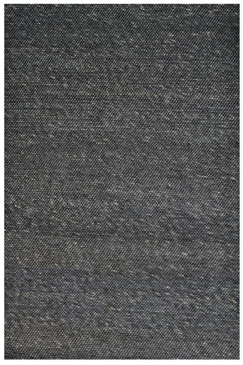 Charcoal rug