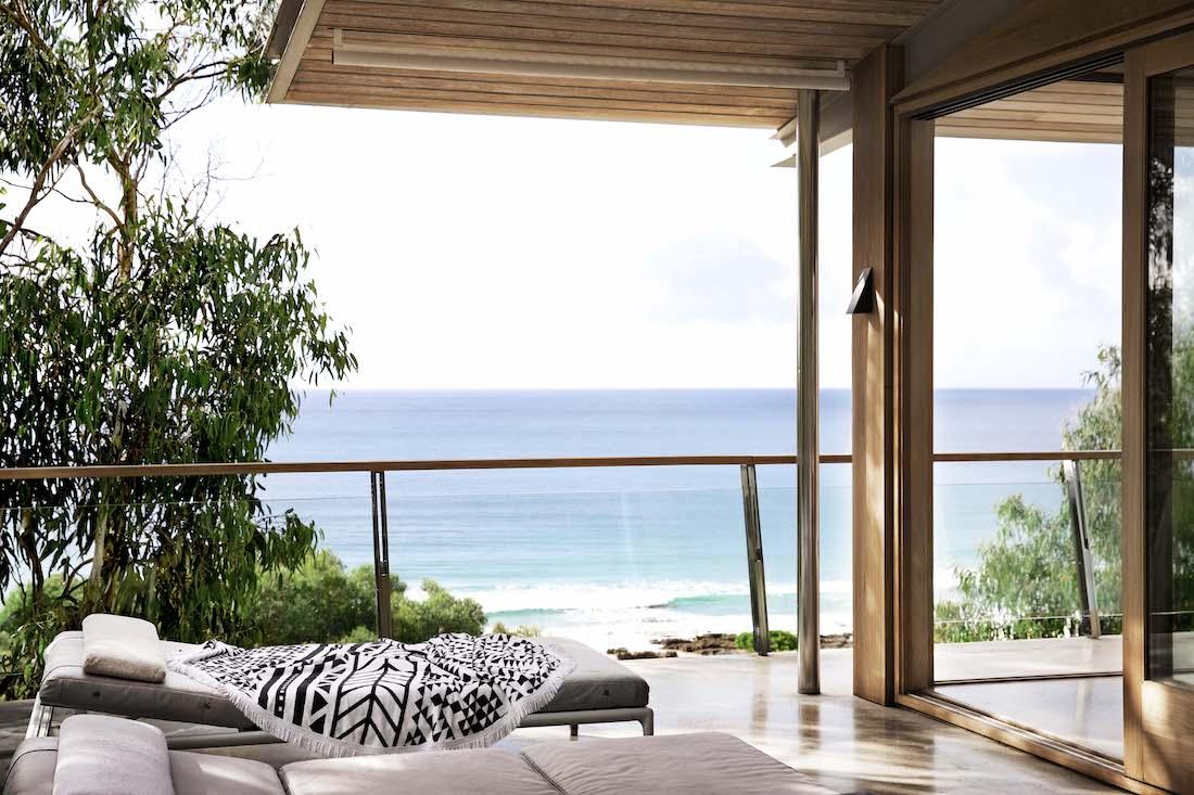 Deck of OceanHouse