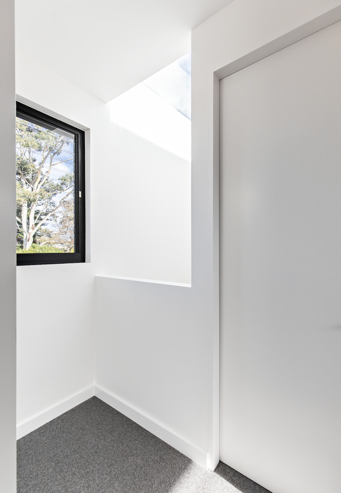 Skylight in small home