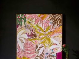 Kate Mayes art from Greenhouse Interiors