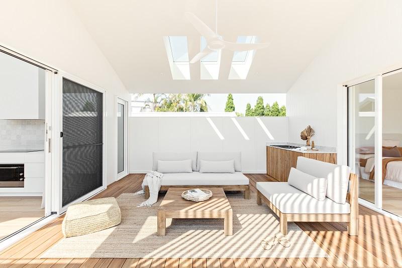 Orton Haus_outdoor living courtyard