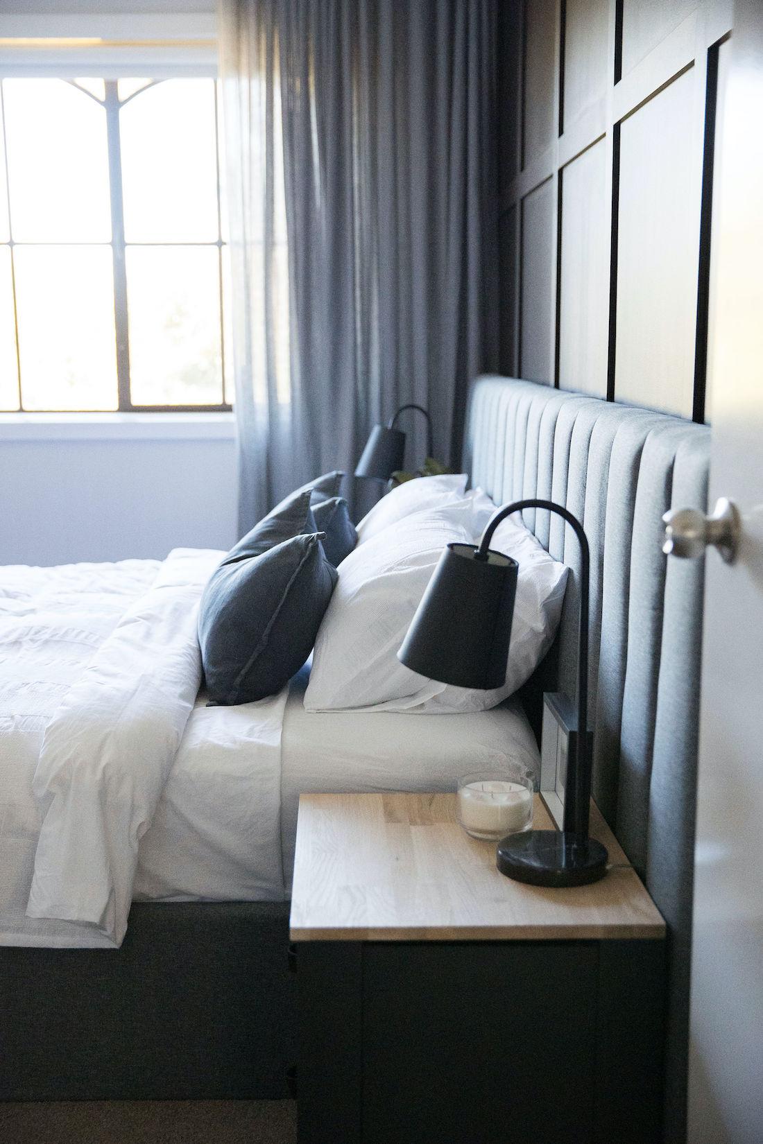 Panel bedhead