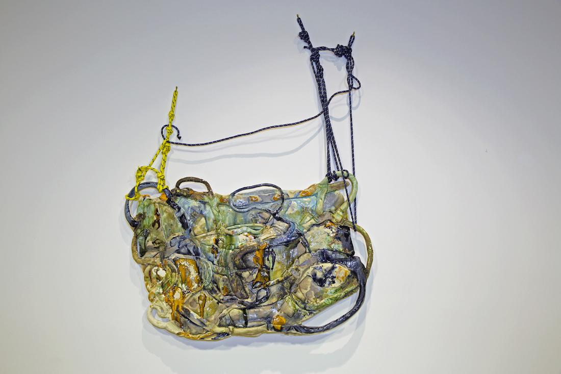 Sculptural art piece by Rachael McCallum