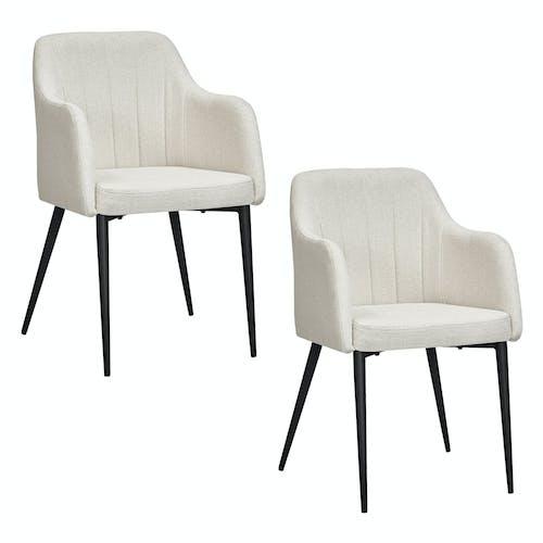 Zanui Baines dining chairs