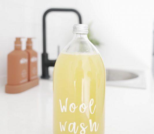 DIY wool wash recipe