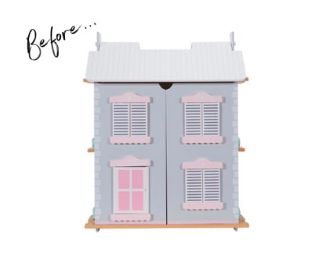 Kmart dolls house