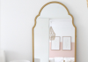 Amina arch mirror from Temple and Webster