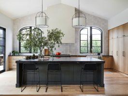 European farmhouse kitchen