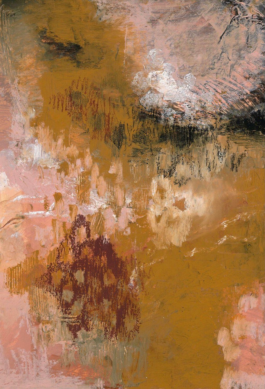 FeatherHorse_artist_gold painting