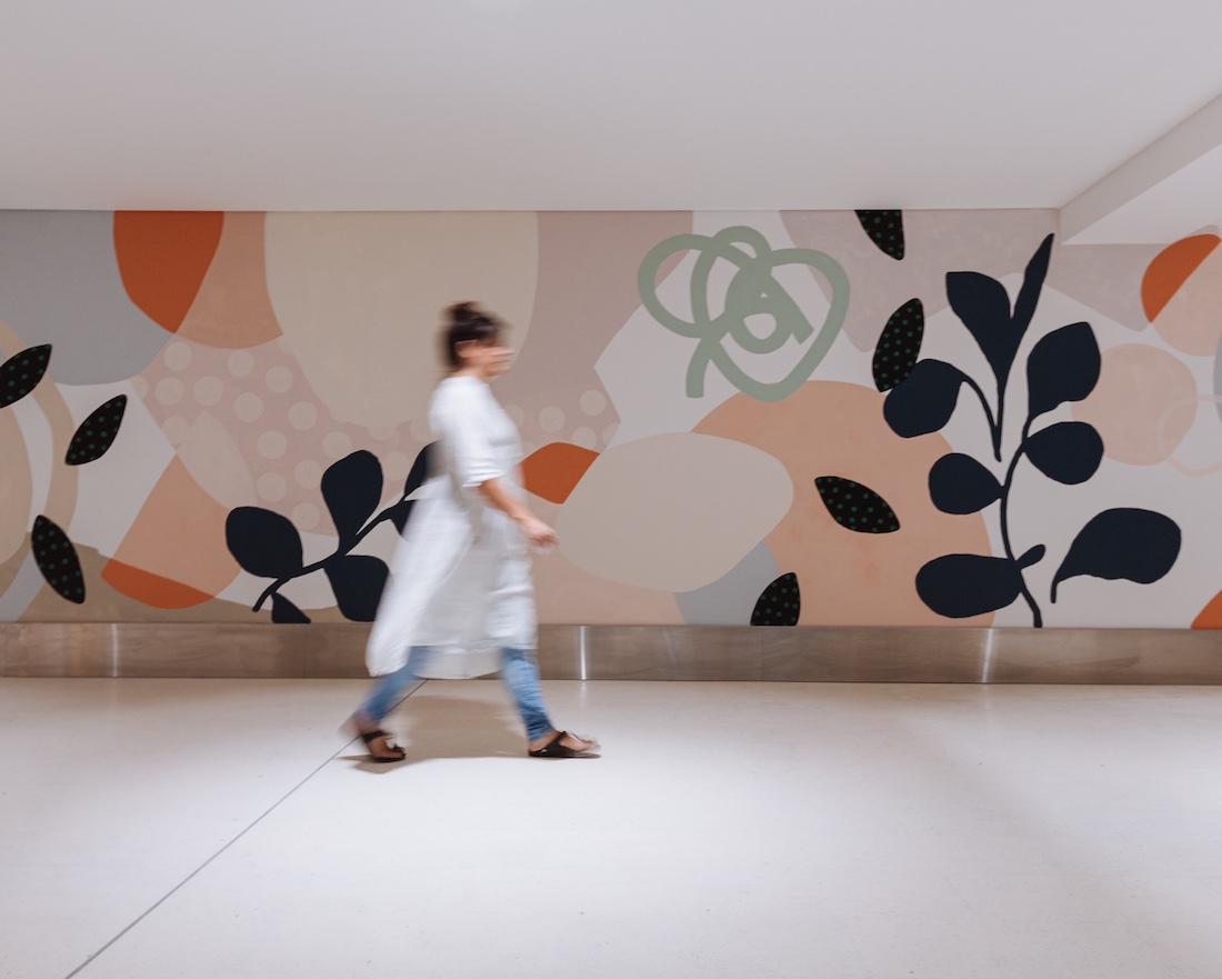 Kiasmin mural