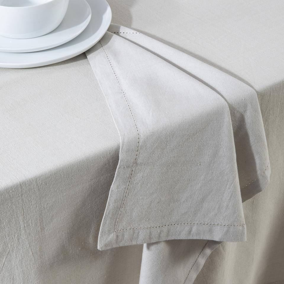 Natural linen napkin