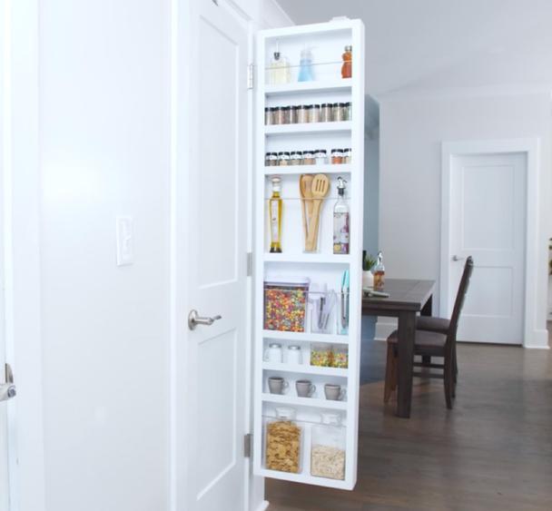 Cabidor_CabinetonDoor back of door storage ideas