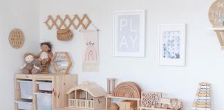 IKEA Trofast storage for kids playroom
