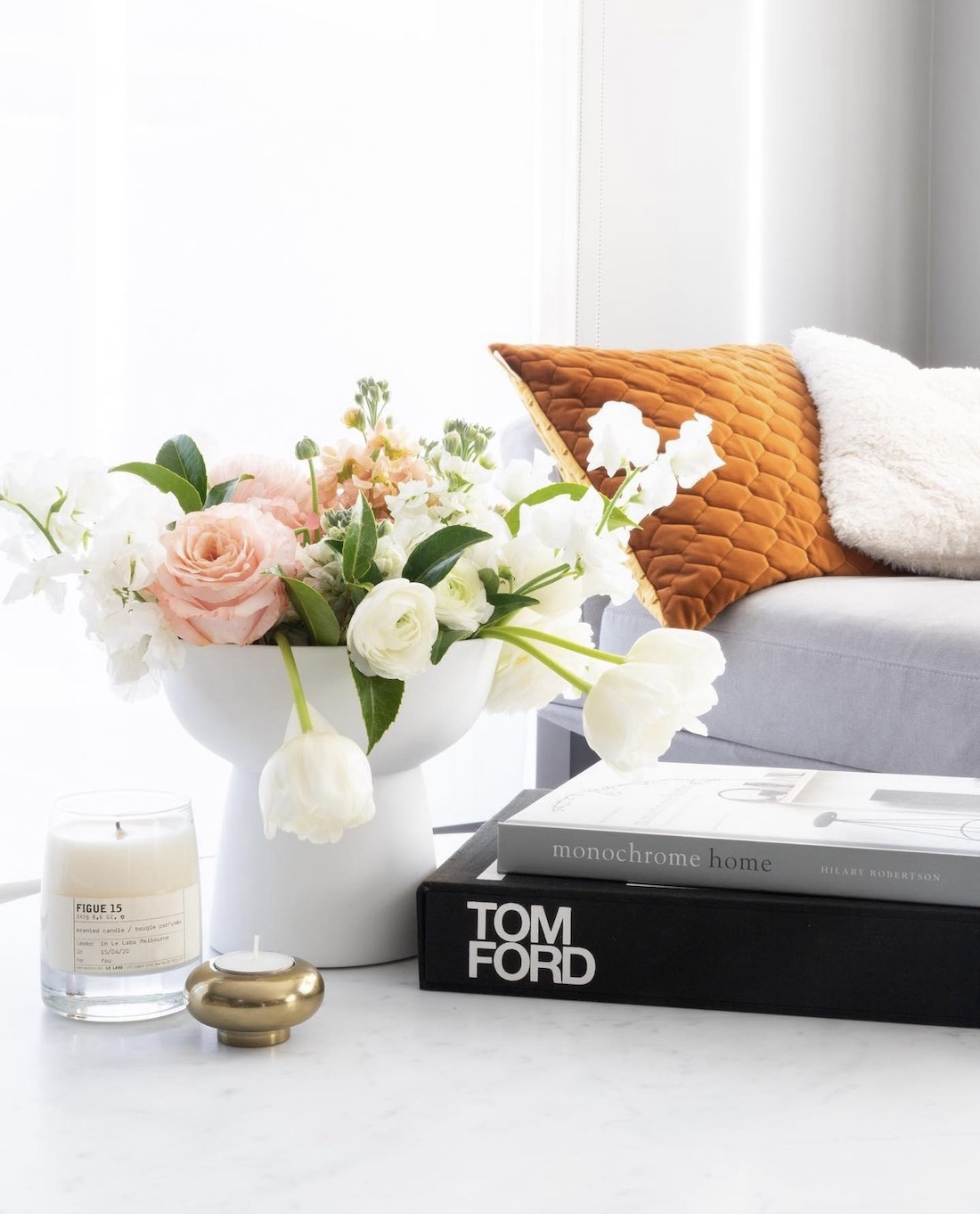 Tom Ford book styled