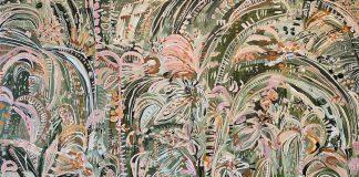 Colourful Botanical Abstracts_CarleyBourne_painter_VerdantCharm