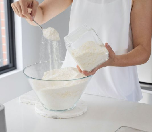 DIY laundry powder